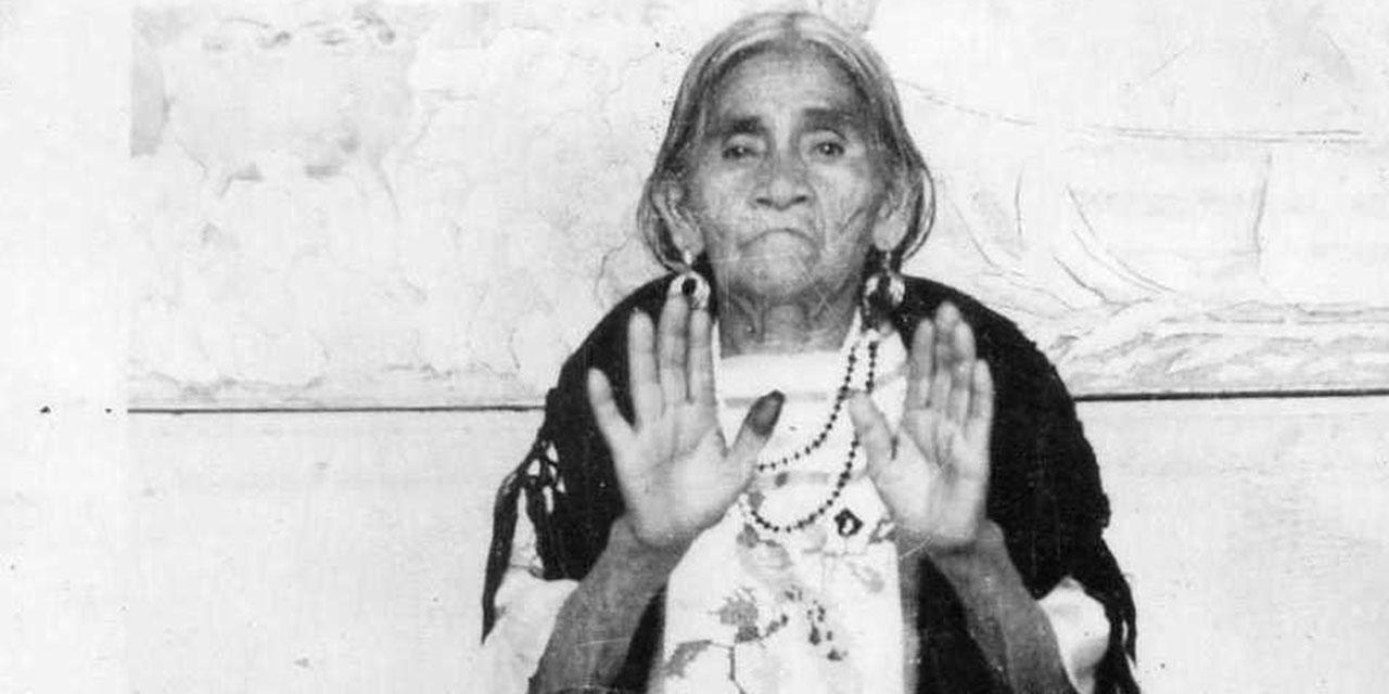 Realizarán homenaje virtual a María Sabina en Huautla de Jiménez | El Imparcial de Oaxaca