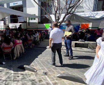 Suman 13 nuevos decesos por Covid-19 en Oaxaca
