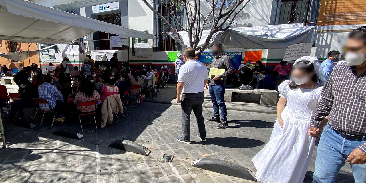 Suman 13 nuevos decesos por Covid-19 en Oaxaca | El Imparcial de Oaxaca