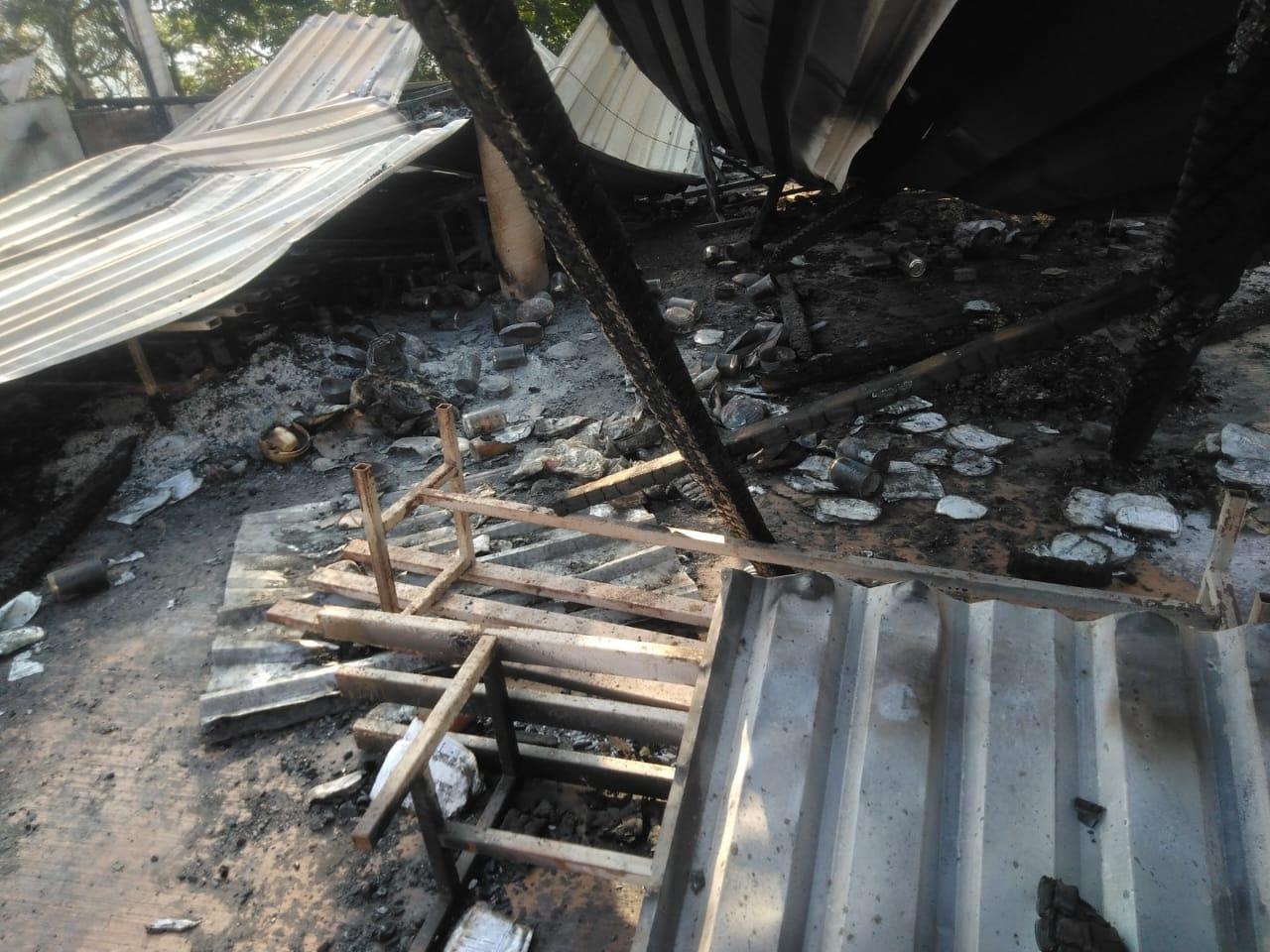 Arriba convoy a comunidades víctimas de violencia política