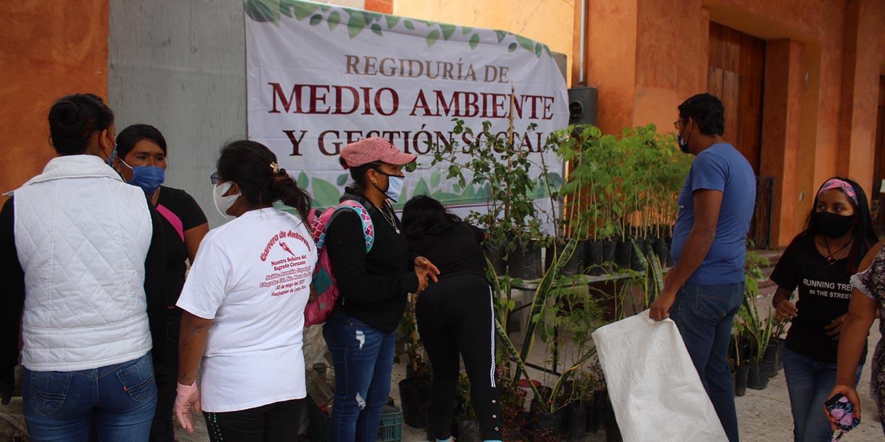 Inician ruta de reciclaje inclusivo en Huajuapan
