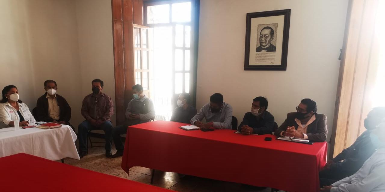 Se rompe negociación entre poblados mixtecos