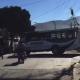 Colonos de la Gómez Sandoval bloquean avenida Del Rosario