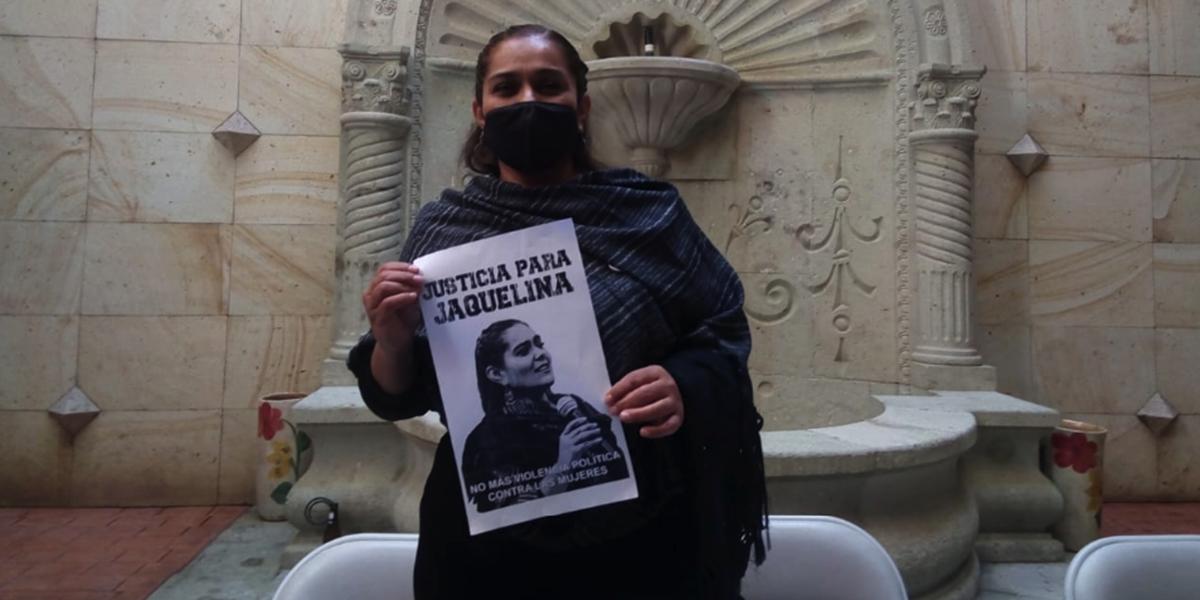 Ordena TEEO a García Jarquín restituir y pedir disculpa a Jaquelina Escamilla Villanueva   El Imparcial de Oaxaca
