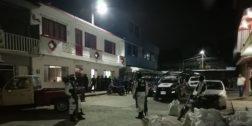 Elementos de la Guardia Nacional agreden a policías de Matías Romero, Oaxaca