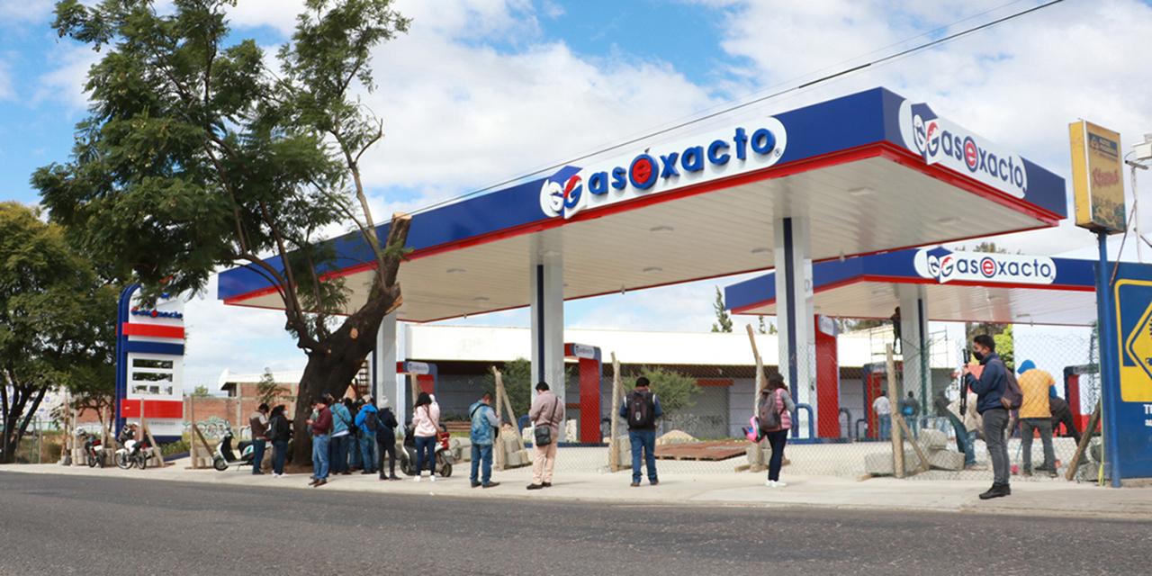 Vecinos rechazan gasolinera en La Noria