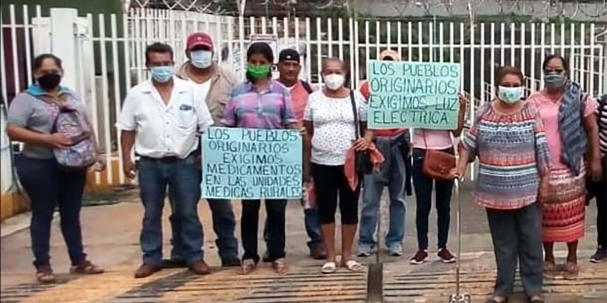 Usuarios toman y bloquean Hidroeléctrica en la Cuenca | El Imparcial de Oaxaca