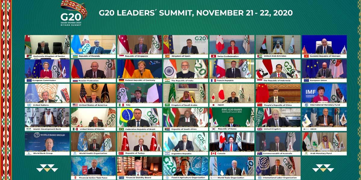 Participa AMLO en cumbre virtual del G20   El Imparcial de Oaxaca