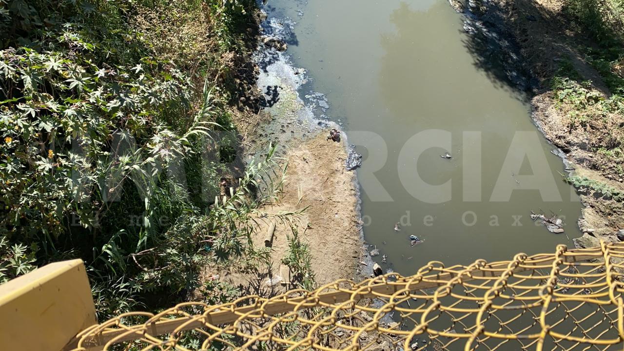 Localizan restos humanos de bebé en el Río Atoyac | El Imparcial de Oaxaca