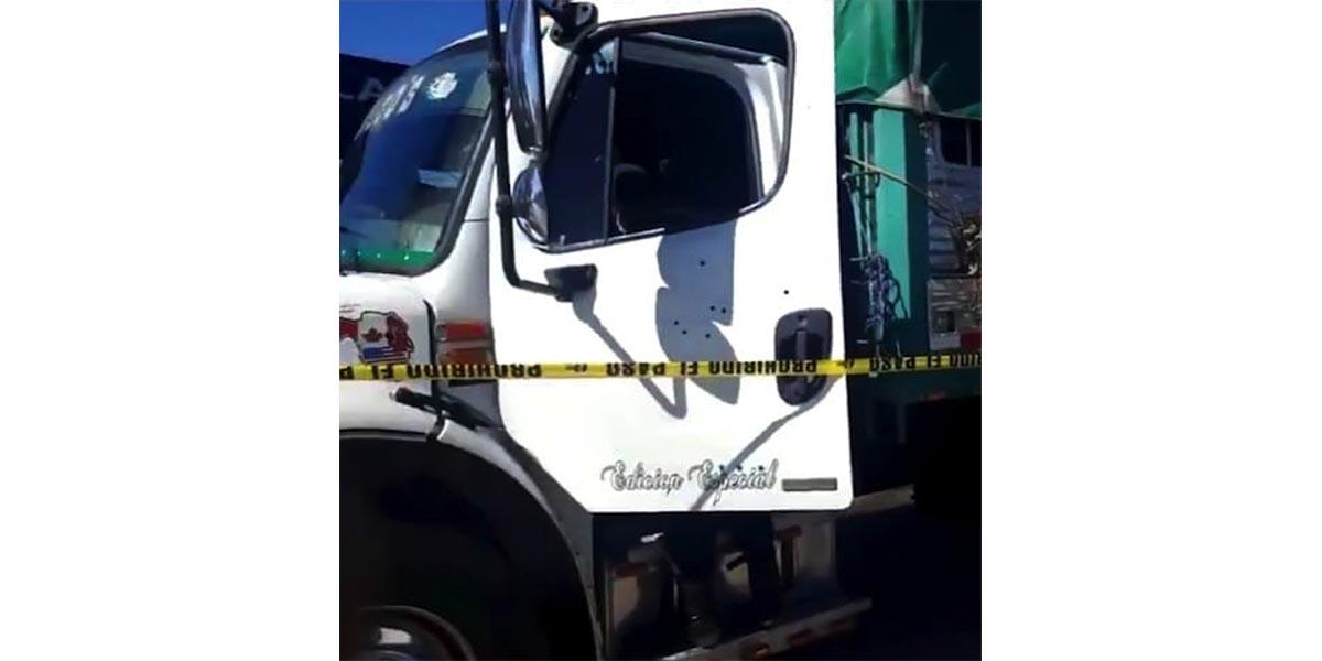 Intento de asalto a transportista deja dos heridos en el tramo Capufe-Oaxaca