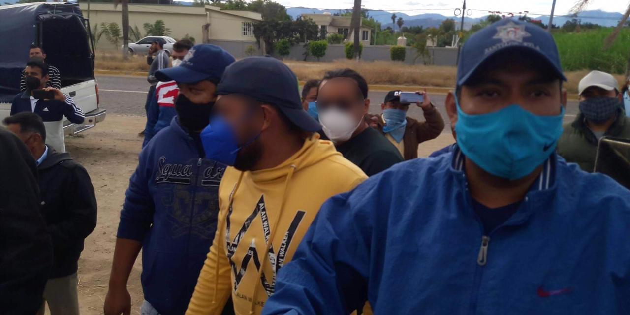 Denuncian agresión de autoridades municipales en San Lorenzo Cacaotepec | El Imparcial de Oaxaca