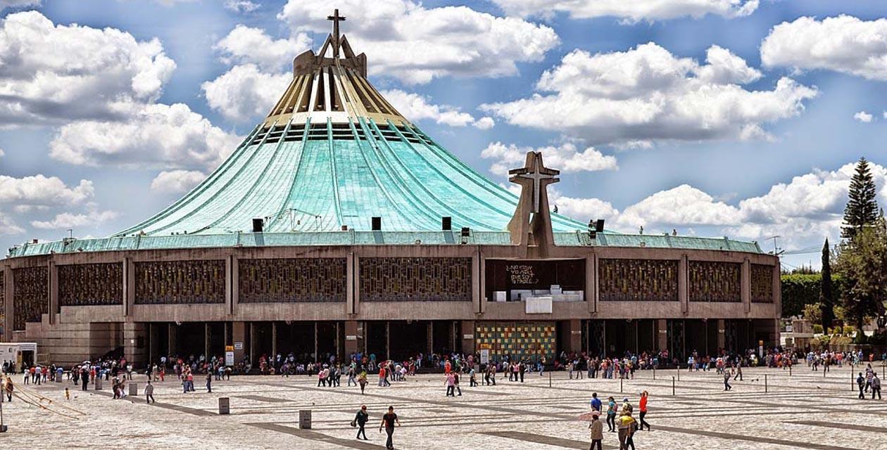 Video: Virgen de Guadalupe pide a feligreses no asistir a la Basilica   El Imparcial de Oaxaca