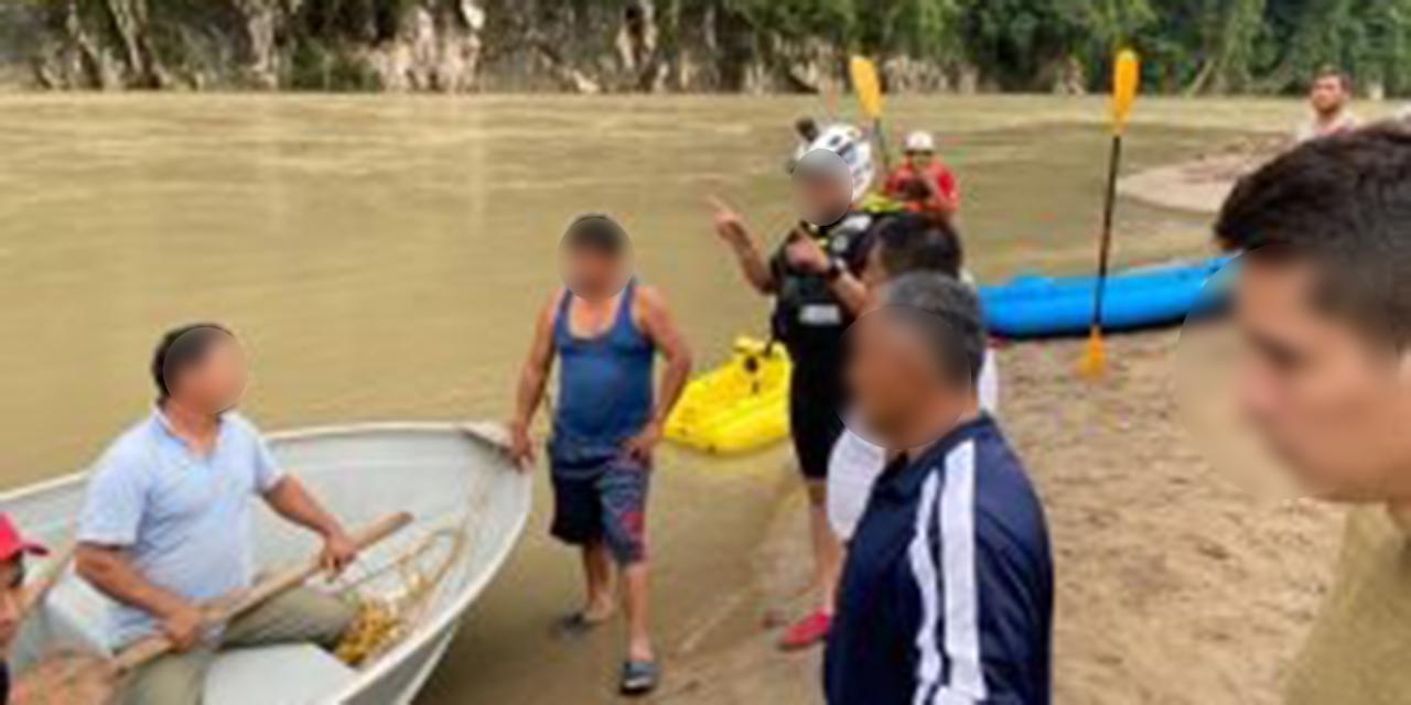 Hombre sigue perdido en el río de Valle Nacional | El Imparcial de Oaxaca