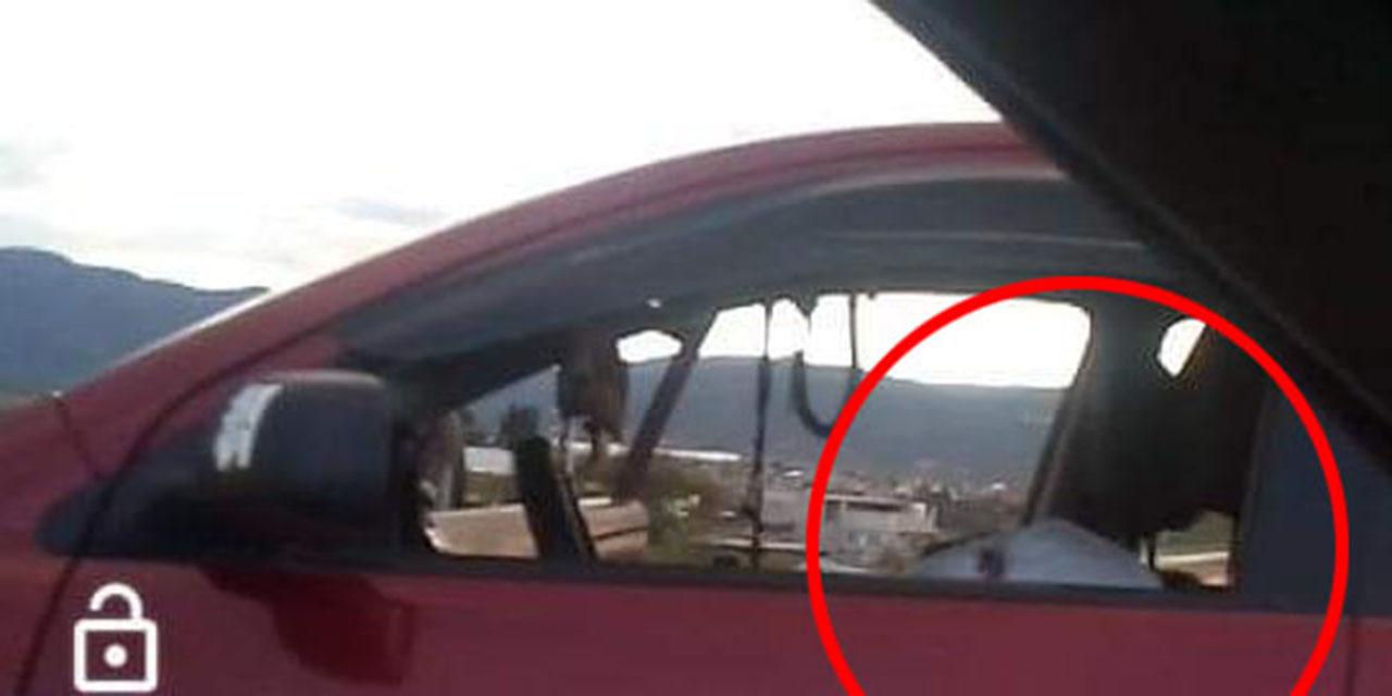 Masacran a taxista en la Sierra Sur