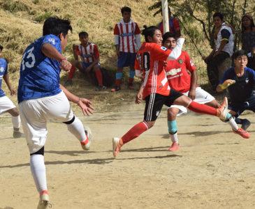 Revancha igualó con MULT en la Liga Libertad