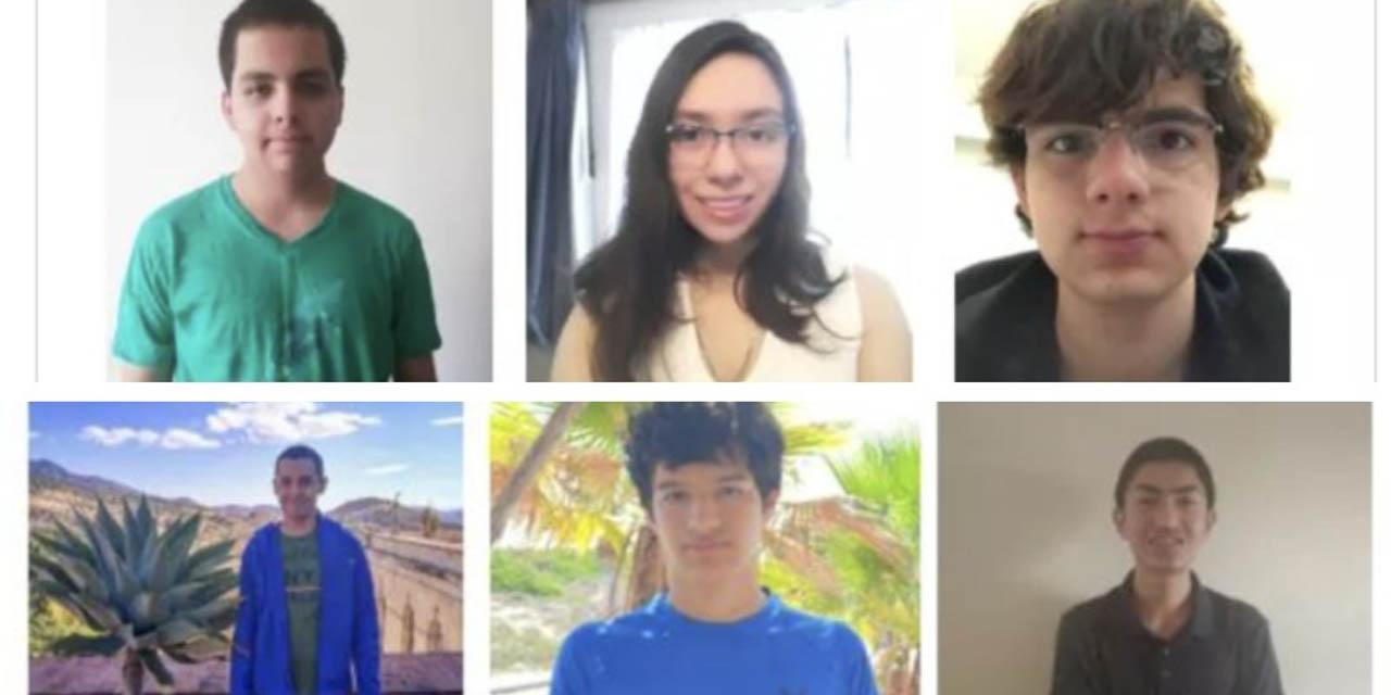 Video: Mexicanos ganan oro y bronce en Olimpiada Internacional de Matemáticas | El Imparcial de Oaxaca