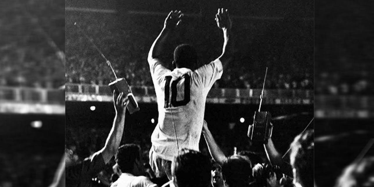 Se cumplen 51 años del gol número mil de Pelé | El Imparcial de Oaxaca