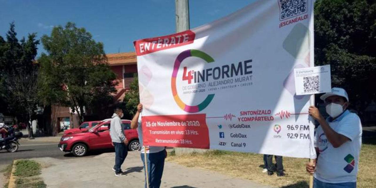 Congreso recibe el 4º Informe de Alejandro Murat   El Imparcial de Oaxaca