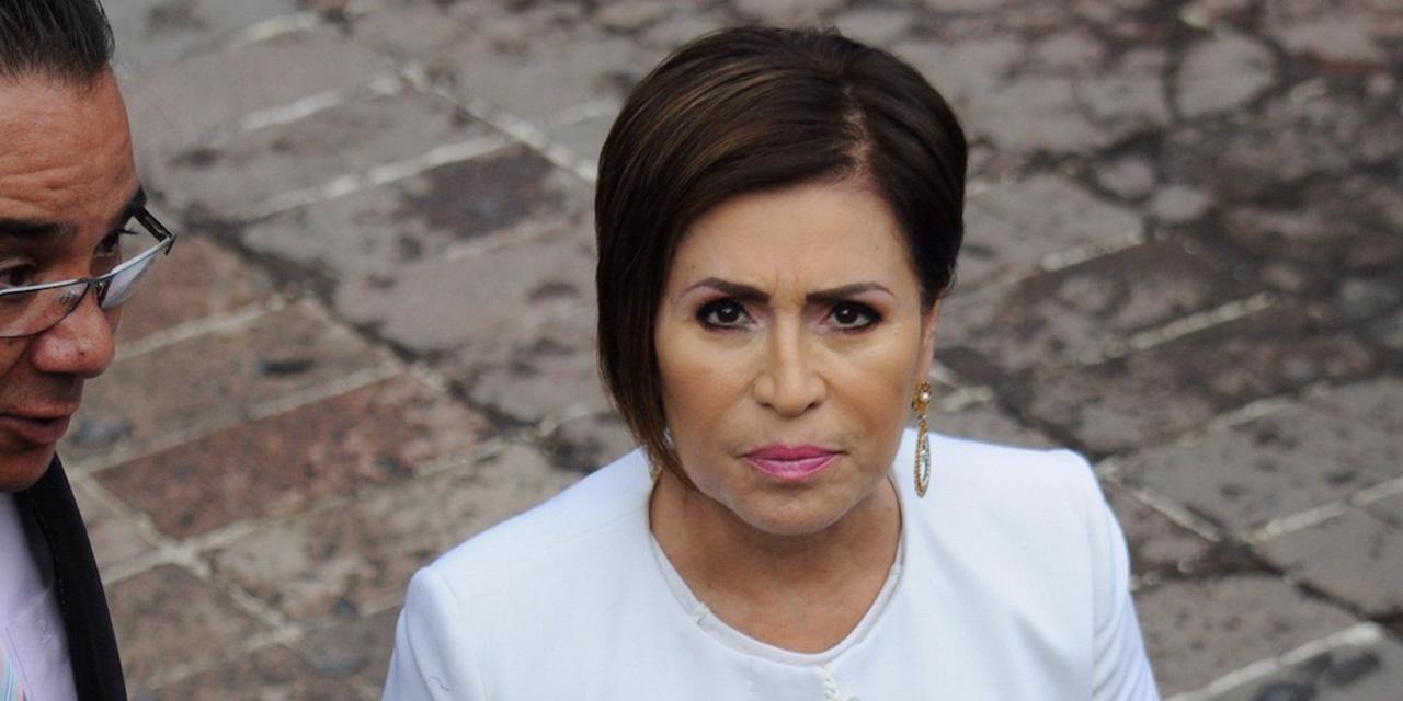 """Rosario Robles acepta colaborar con FGR en caso de """"Estafa Maestra""""   El Imparcial de Oaxaca"""