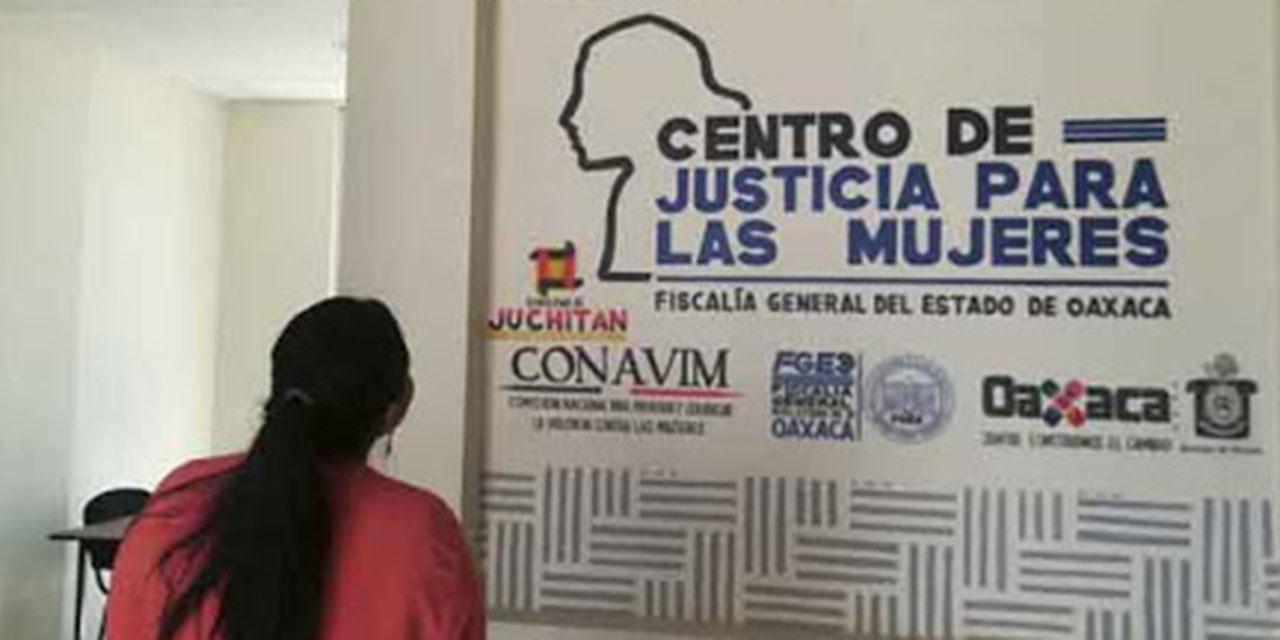 Error, que Centro de Justicia para Mujeres dependa de FGEO: Consorcio Oaxaca | El Imparcial de Oaxaca