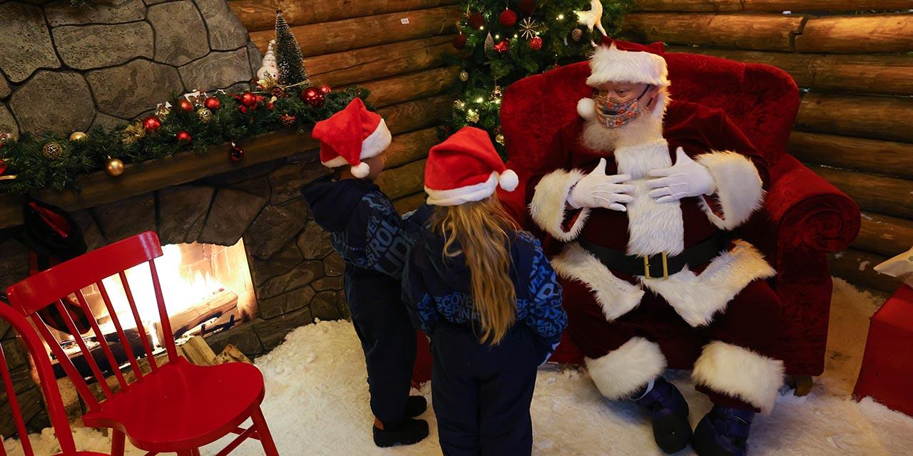 Santa Claus es inmune al virus del Covid-19: OMS | El Imparcial de Oaxaca