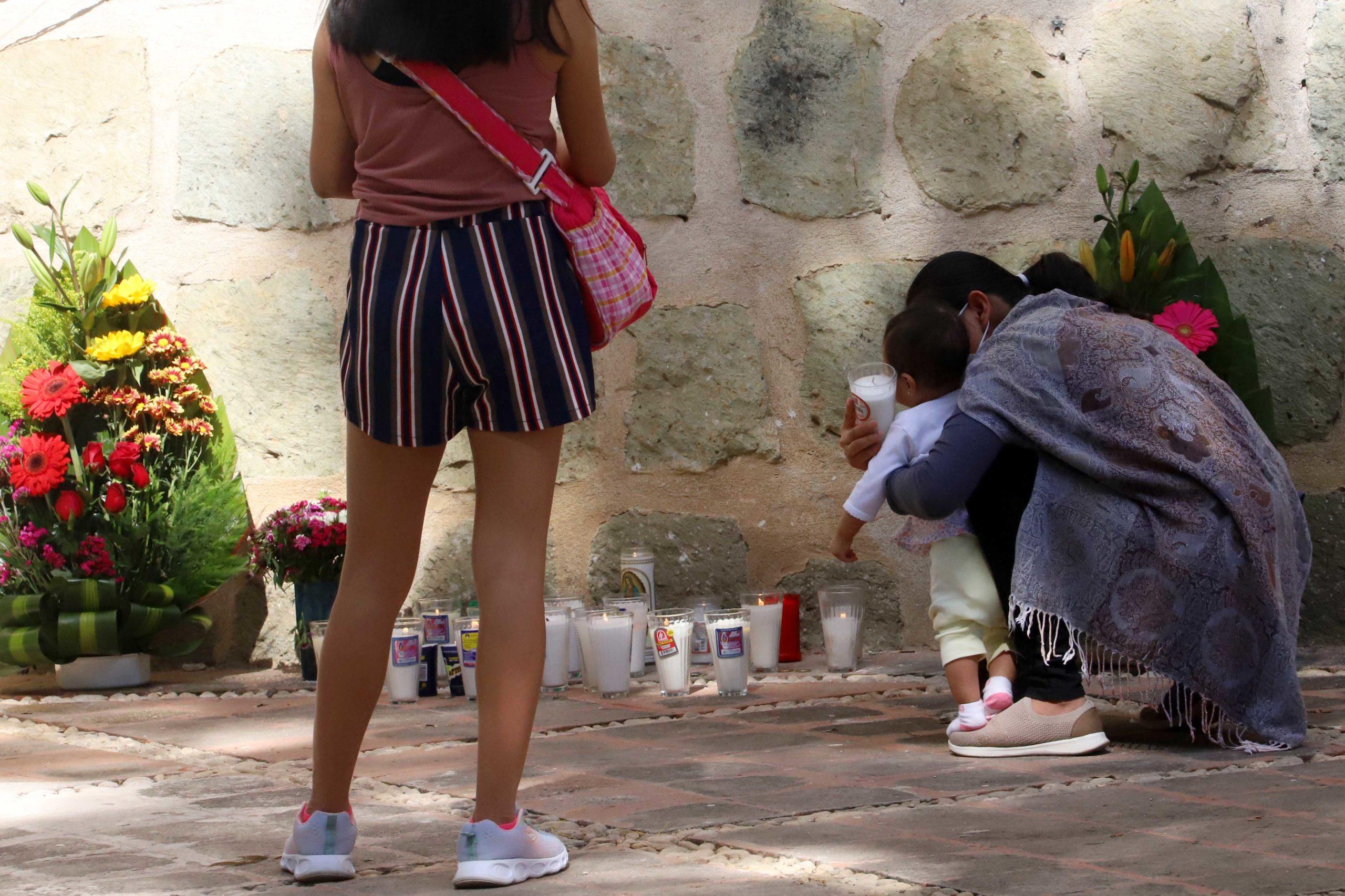 Ruegan por salud a la virgen | El Imparcial de Oaxaca