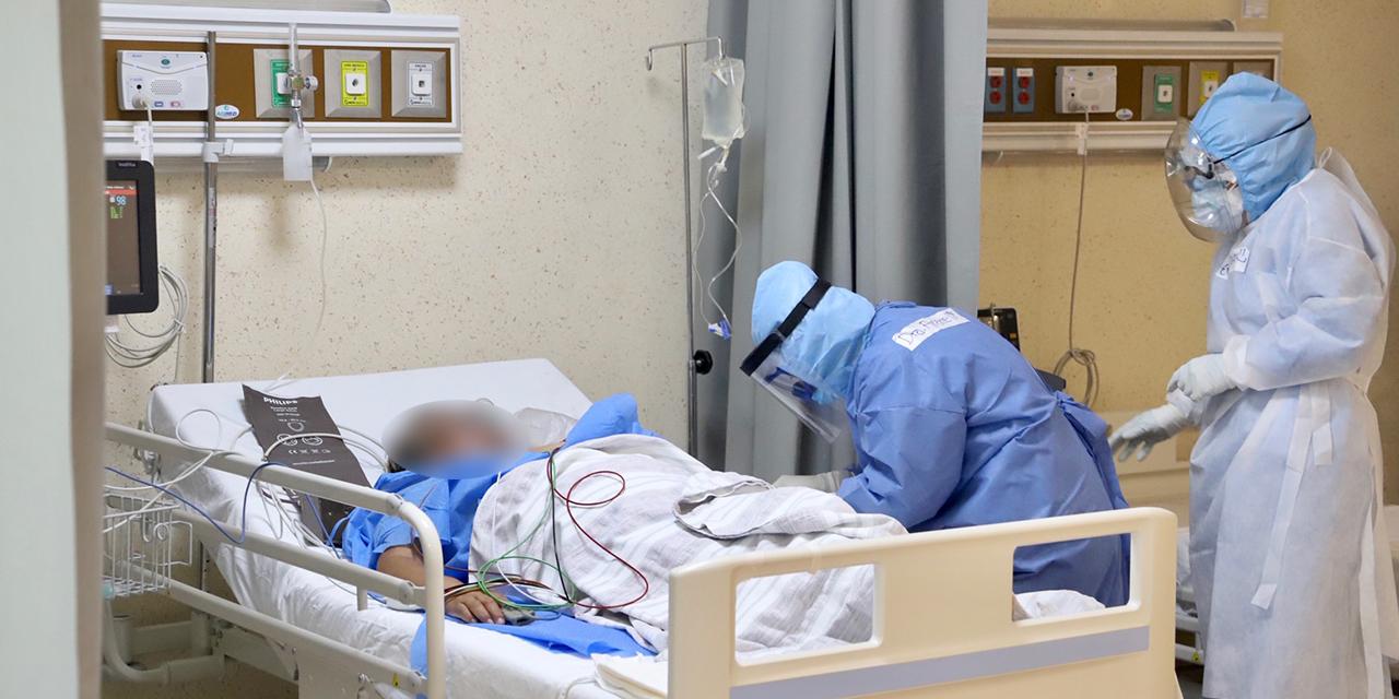 Ocupación hospitalaria llega a 46.3% en Oaxaca | El Imparcial de Oaxaca