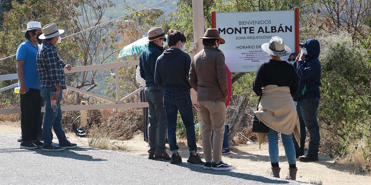 Lleno total en Monte Albán   El Imparcial de Oaxaca