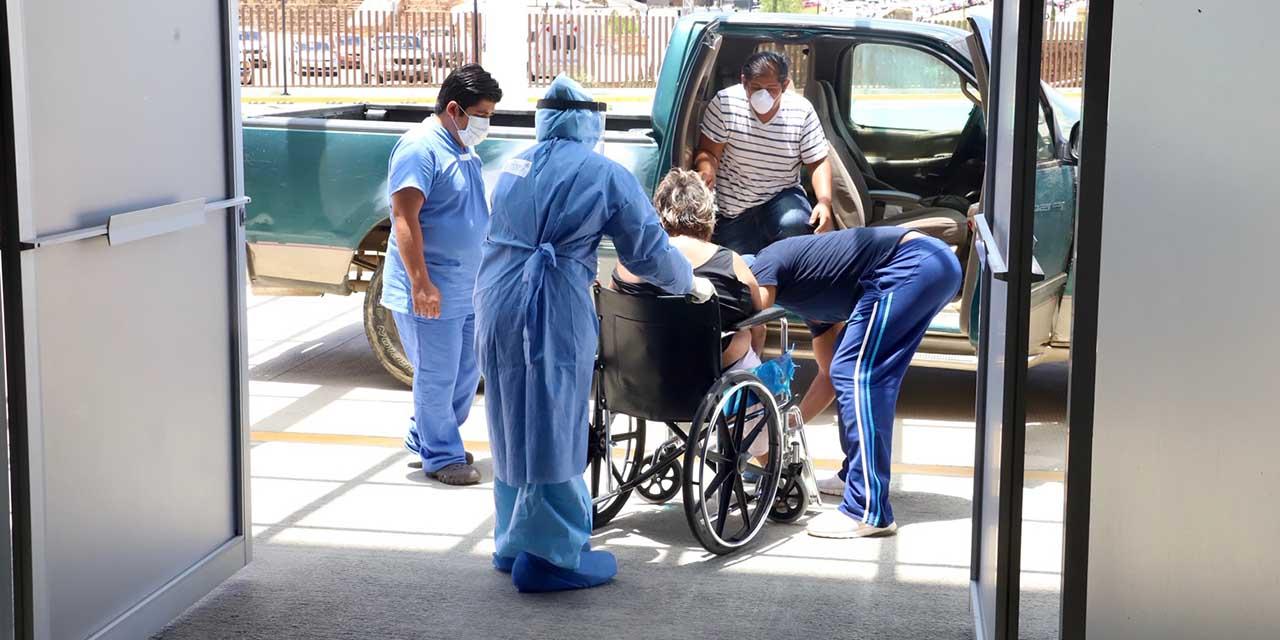 Pronostican colapso de hospitales en enero | El Imparcial de Oaxaca