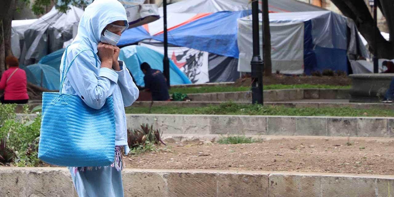Masa de aire frío trae bajas temperaturas en Oaxaca | El Imparcial de Oaxaca