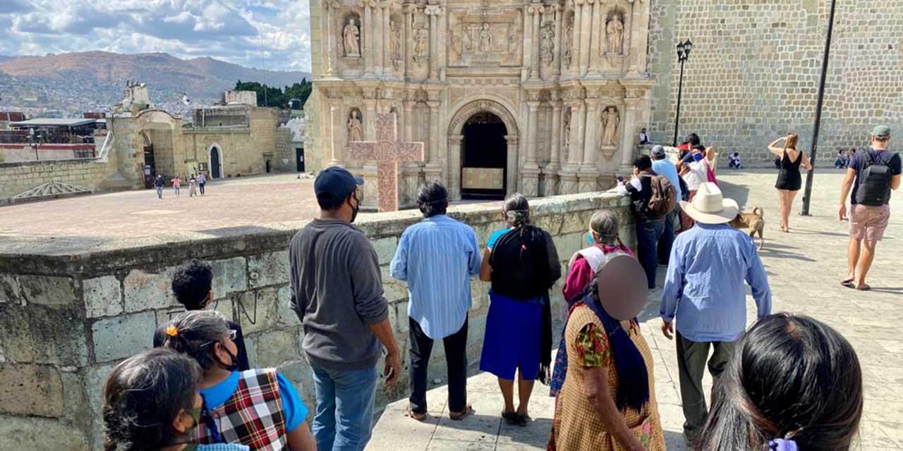 Cierran para sanitizar templo de La Soledad | El Imparcial de Oaxaca