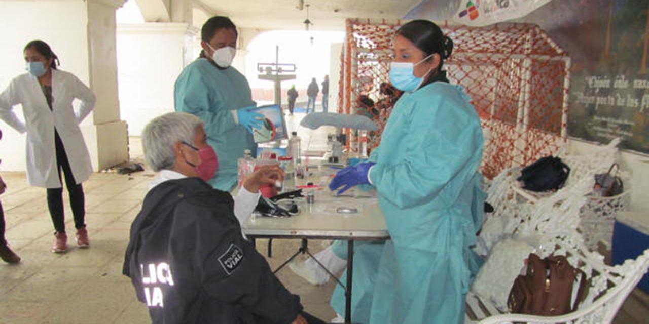 Con dos Jornadas de la Salud cierra 2020 el IMSS de Huautla | El Imparcial de Oaxaca