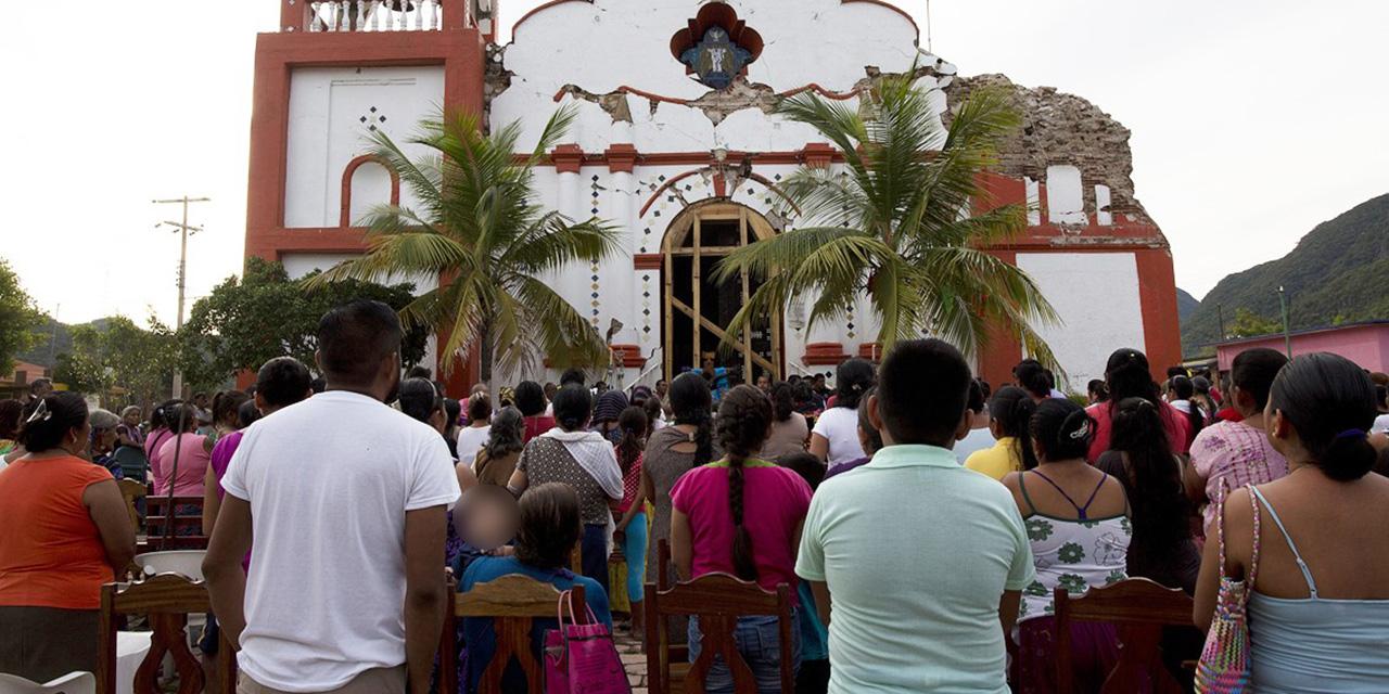 Astata cancela festividades de fin de año | El Imparcial de Oaxaca