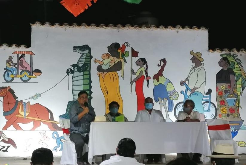 Voces de las artes en San Francisco Ixhuatán | El Imparcial de Oaxaca