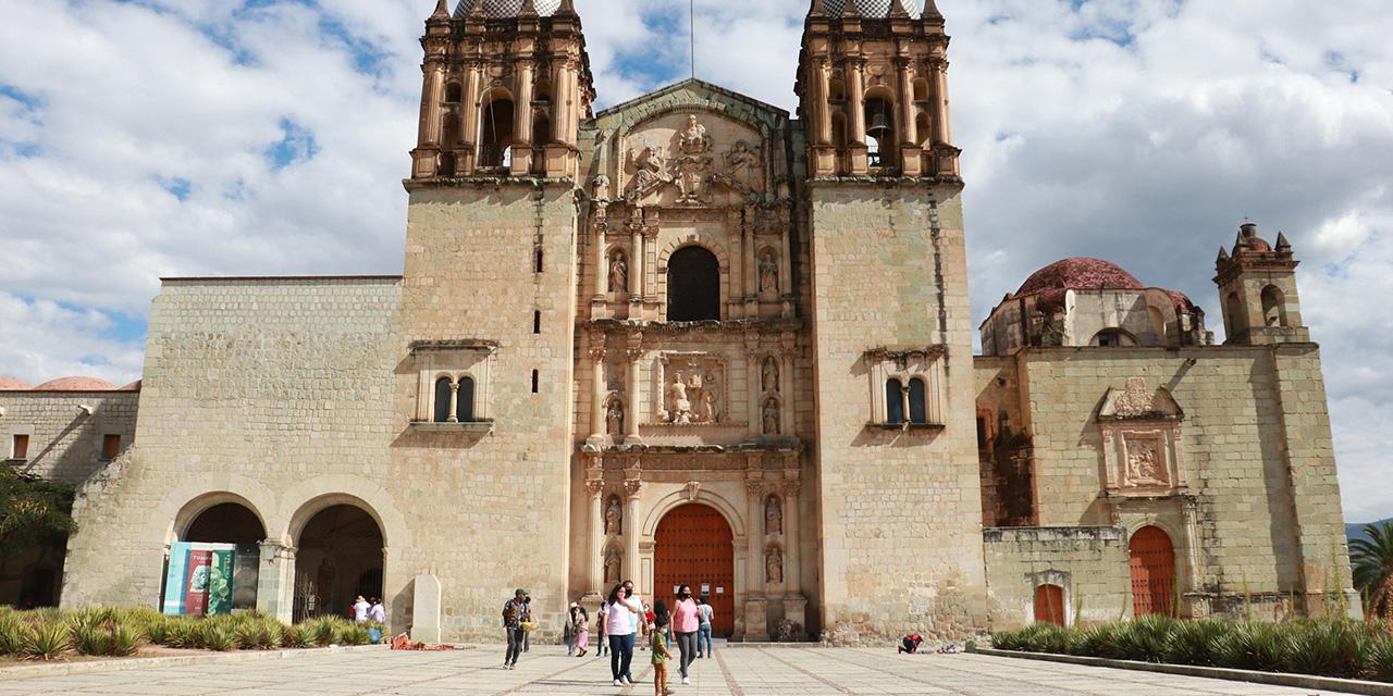 Con suspensiones y Covid-19, la celebración de Oaxaca como patrimonio mundial