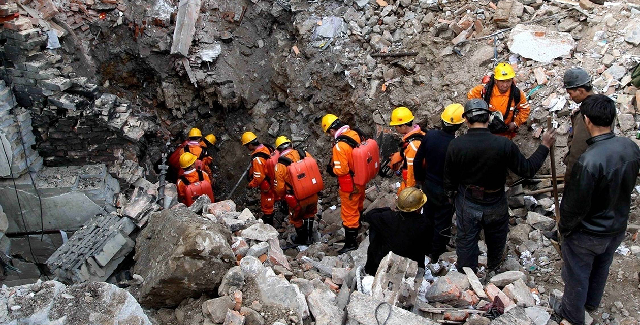 En China mueren 18 mineros por fuga de monóxido | El Imparcial de Oaxaca