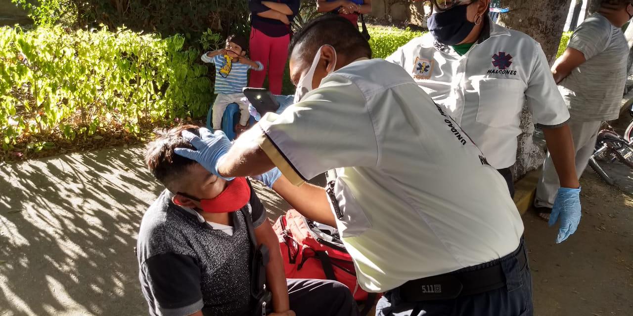 Urbanero arrolla a ciclista y escapa | El Imparcial de Oaxaca