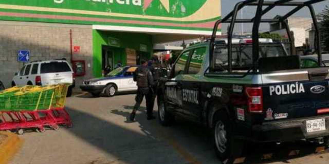Detienen a mujer en Huajuapan por robo hormiga | El Imparcial de Oaxaca