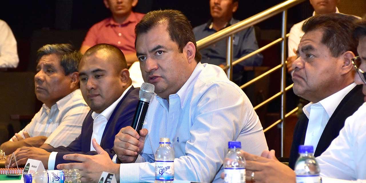 Ratifican sanción a García Jarquín por violencia política