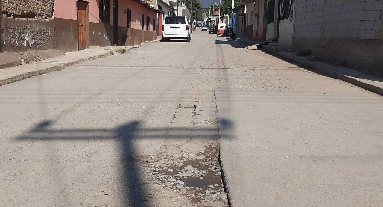 Exigen rehabilitación de calles  en Santa María Tecomavaca, Oaxaca   El Imparcial de Oaxaca