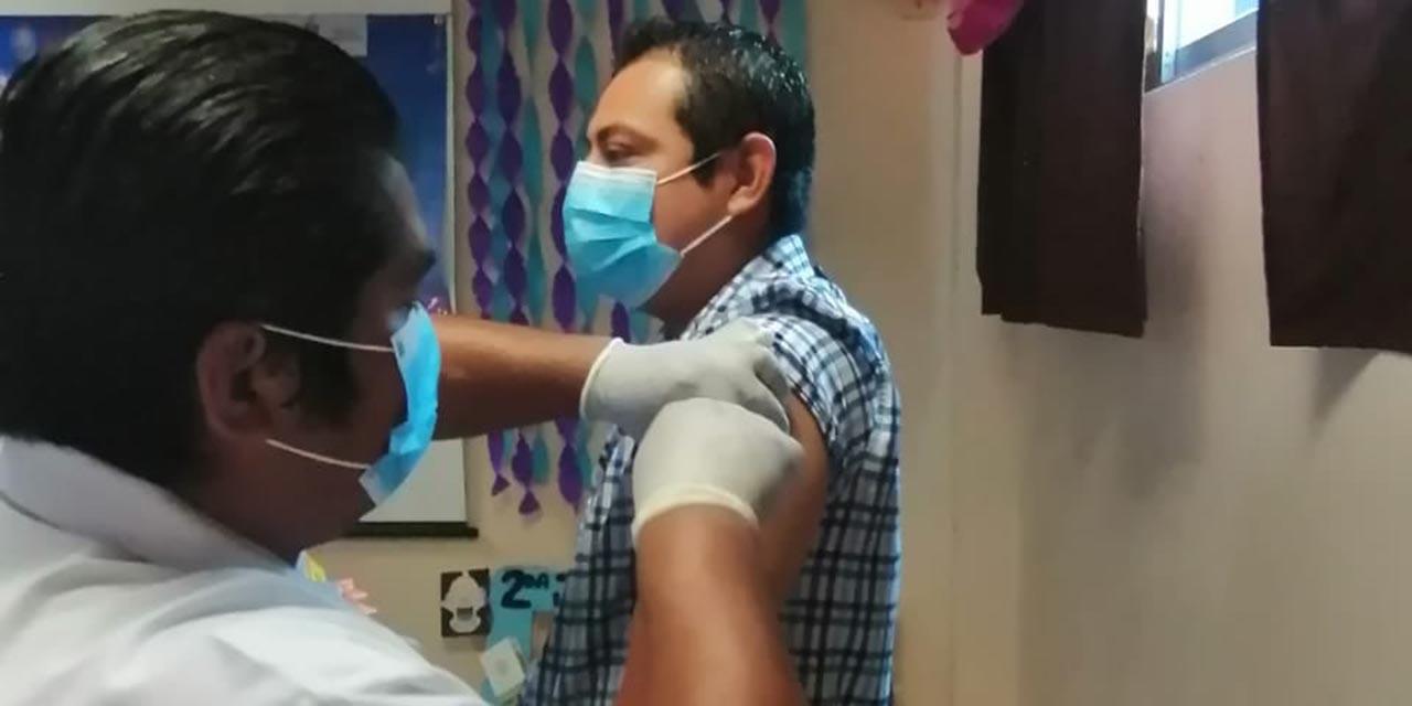 Aplican más de 10 mil dosis contra influenza | El Imparcial de Oaxaca