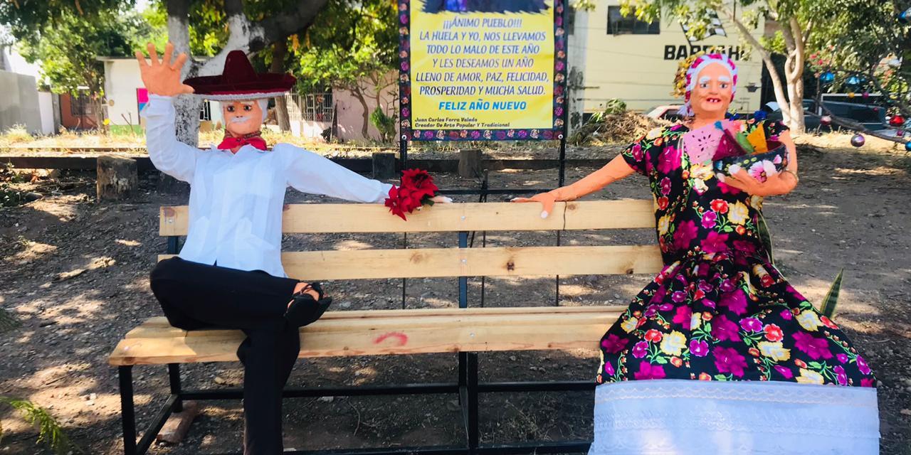 """Elaboran """"huelus"""" para despedir el año   El Imparcial de Oaxaca"""