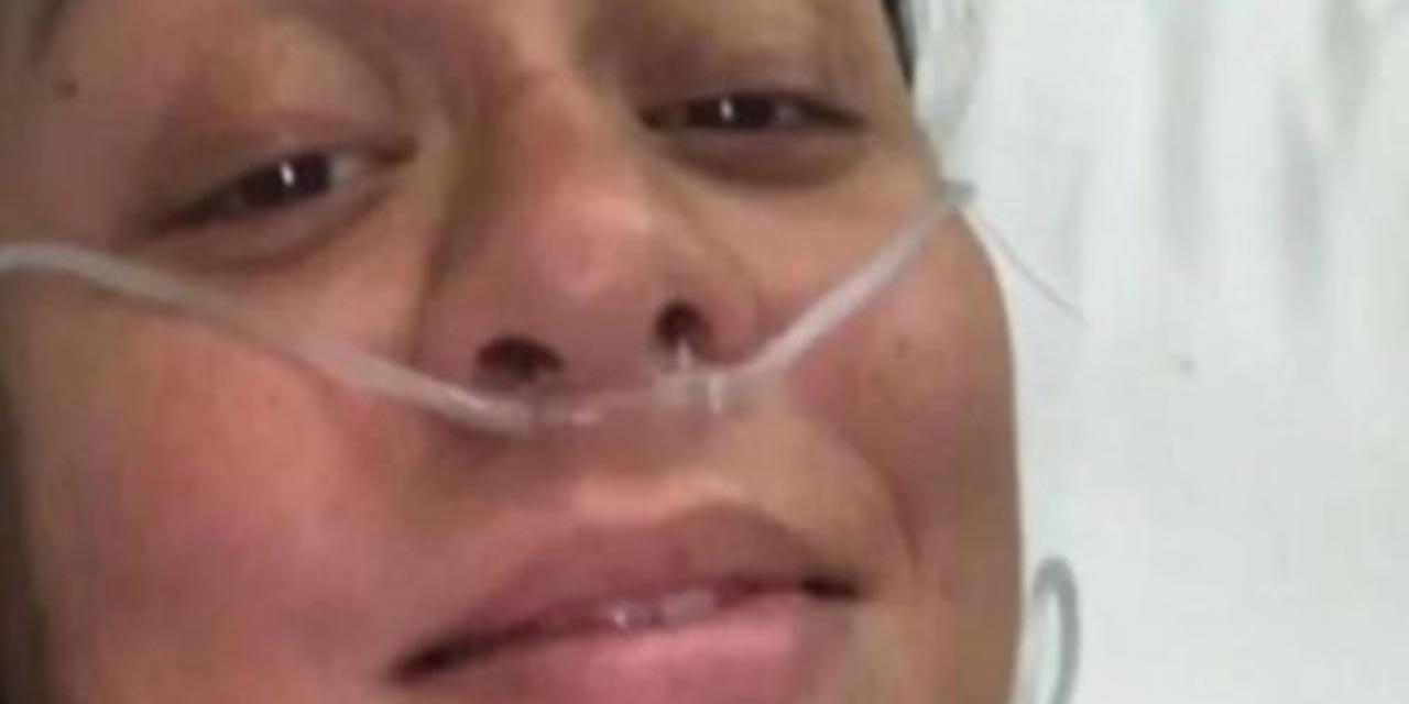Video: Mujer muere por Covid-19 tras dar a luz y no pudo ni abrazar su bebé   El Imparcial de Oaxaca