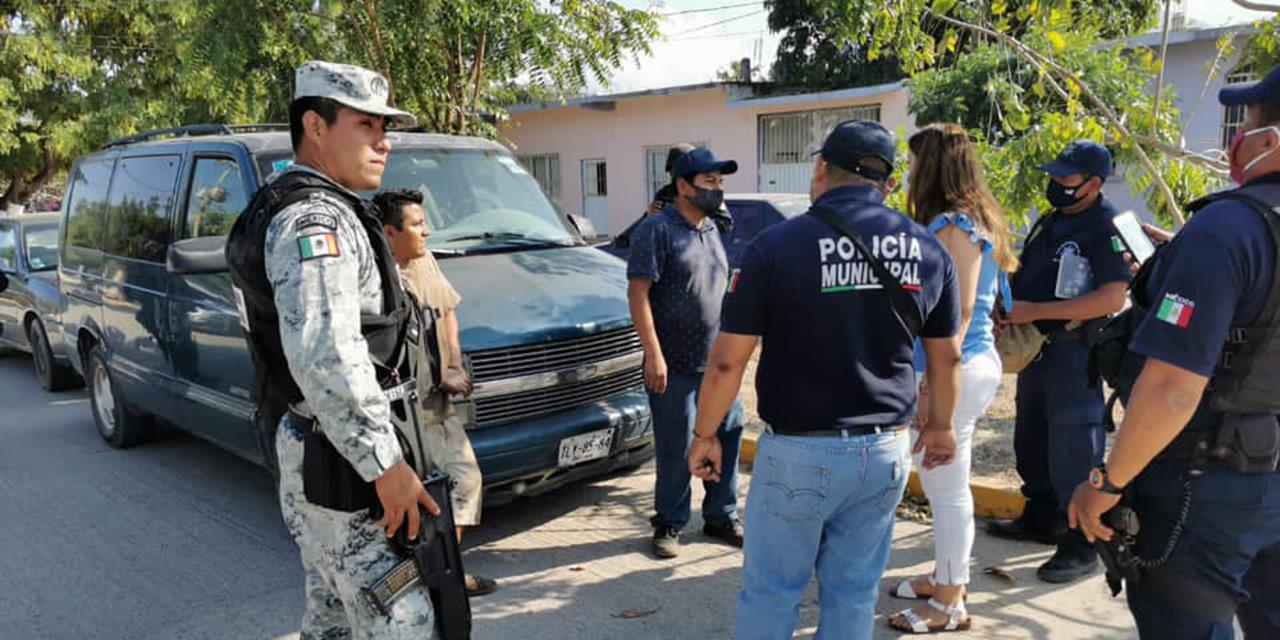 Presuntos hombres armados provocan movilización en Jalapa del Marqués | El Imparcial de Oaxaca