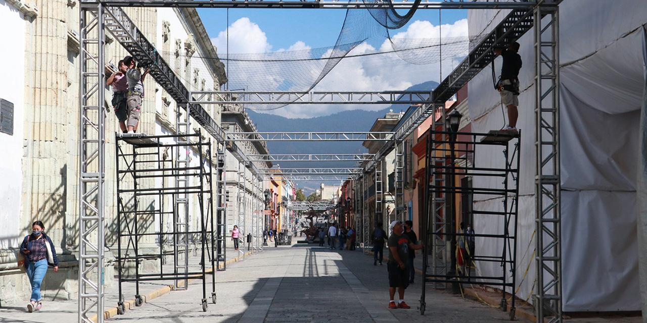 Covid-19 anula las celebraciones decembrinas en Oaxaca