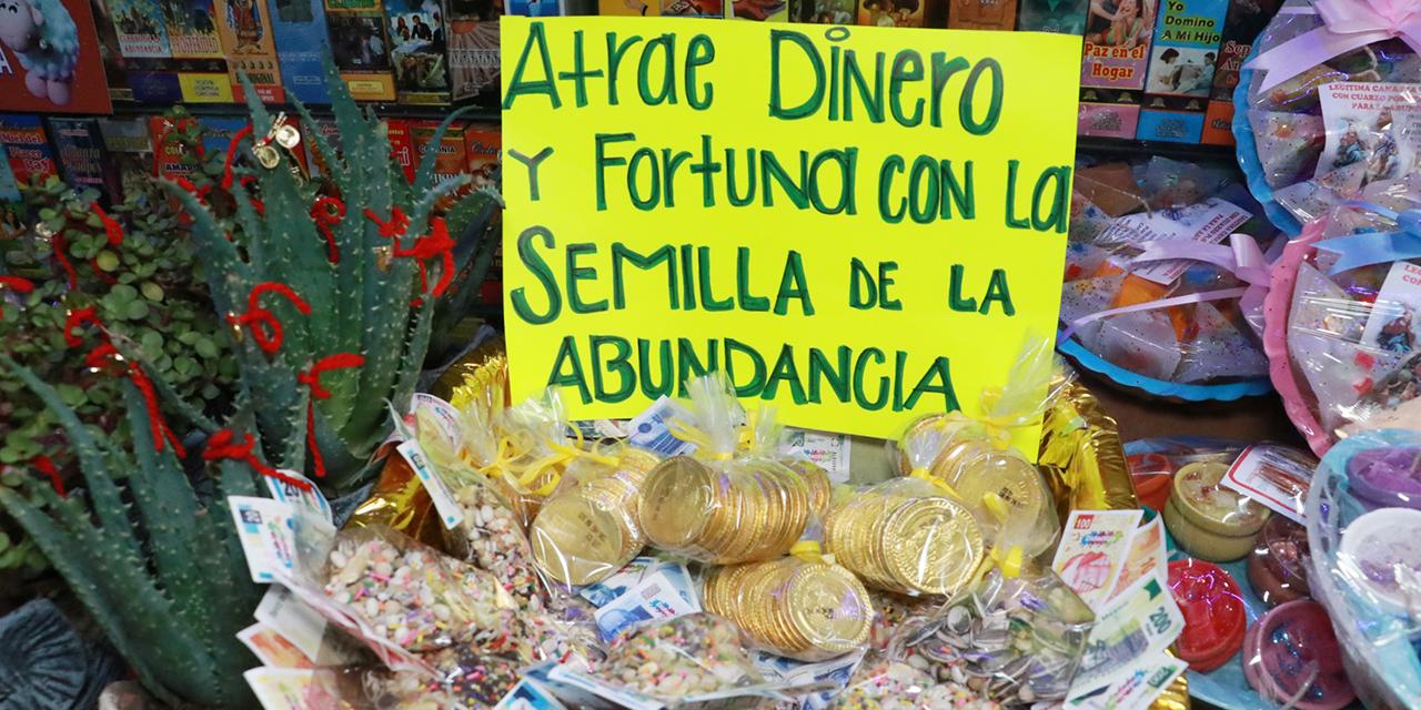 Oaxaqueños recurren a rituales de fin de año | El Imparcial de Oaxaca