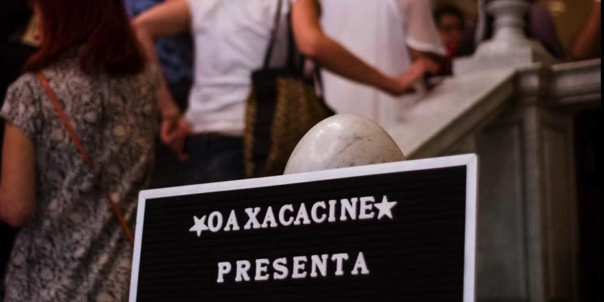 OaxacaCine retoma funciones presenciales por su noveno aniversario | El Imparcial de Oaxaca