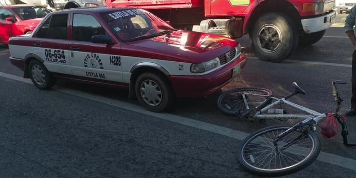 Persiste inseguridad vial contra ciclistas   El Imparcial de Oaxaca