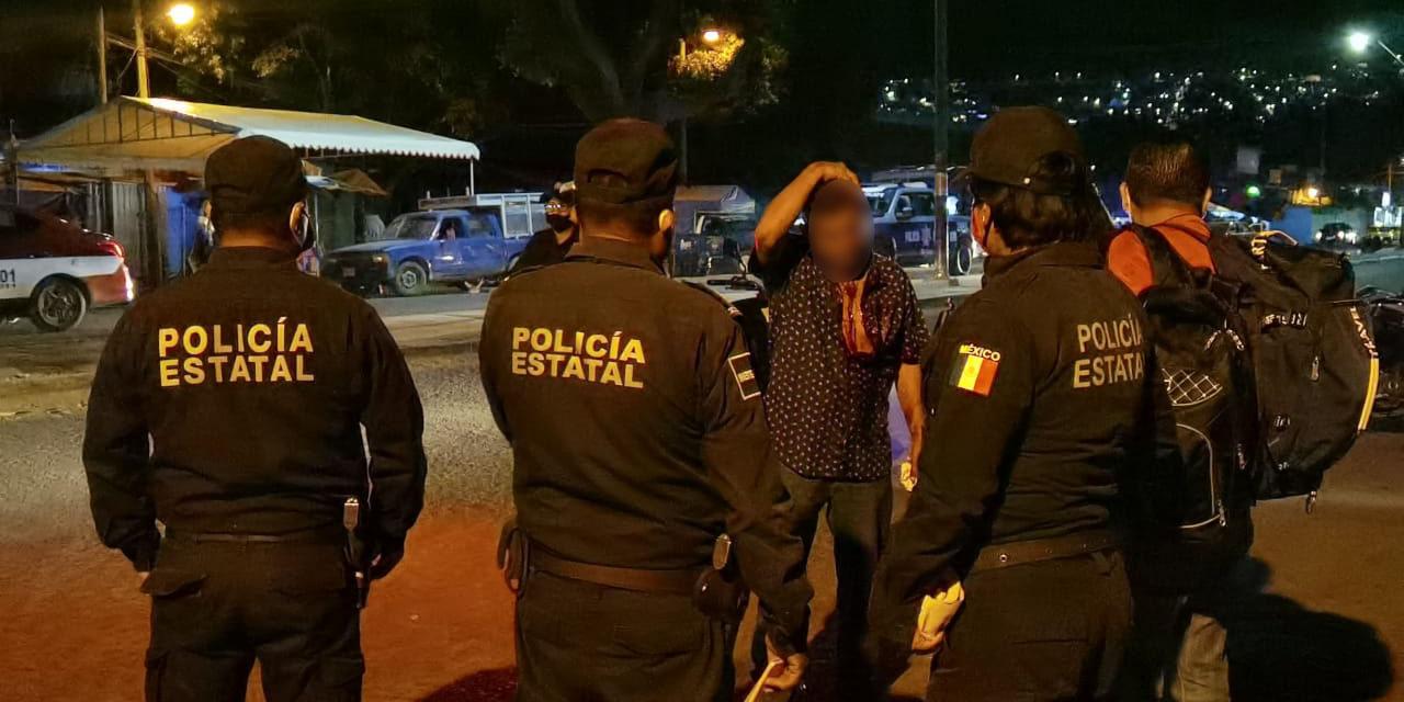 Jornada de asaltos violentos en Oaxaca