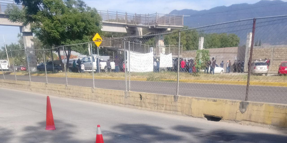 Comuna extiende bloqueos a Ciudad Administrativa | El Imparcial de Oaxaca